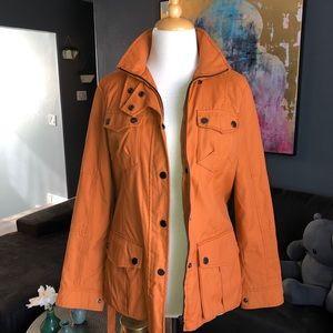 Zara utility jacket.